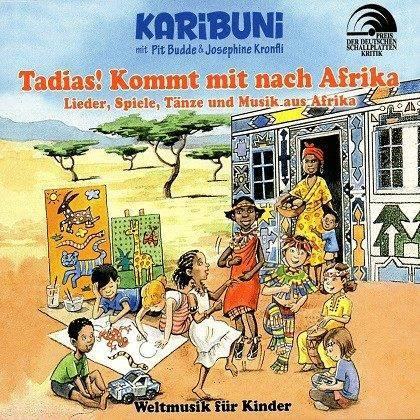 Tadias! Kommt mit nach Afrika.