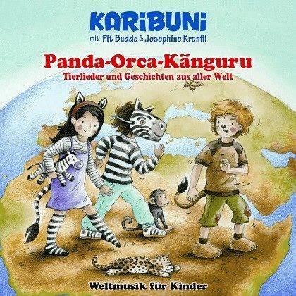 Panda, Orca, Känguru Tierlieder aus aller Welt