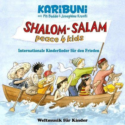Shalom-Salam- Peace4kids