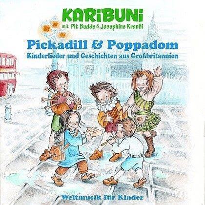Pickadill und Poppadom-Englische Kinderlieder. Kinderlieder aus England.