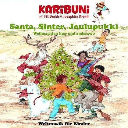 Santa Sinter Joulupukki