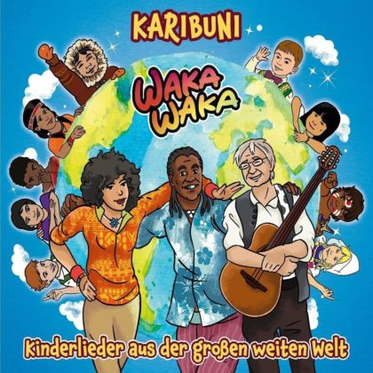 Die besten Kinderlieder aus aller Welt, Universal