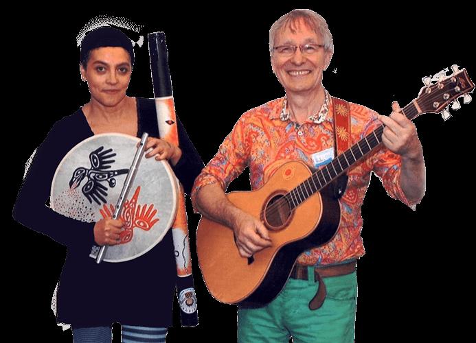 Karibuni-Weltmusik für Kinder