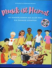 Musik ist Heimat. Mit den schönsten Kinderliedern aus aller Welt ein Zuhause schaffen.