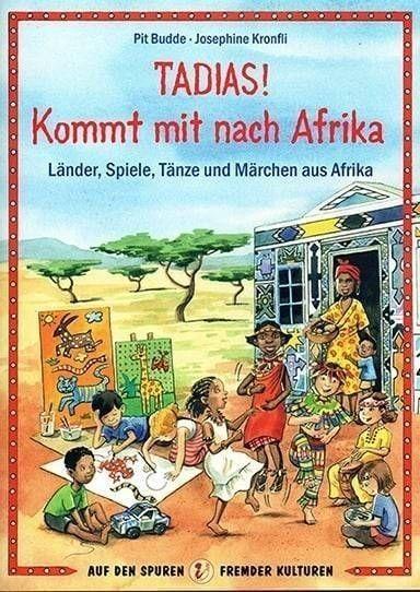 Tadias-Kommt mit nach Afrika